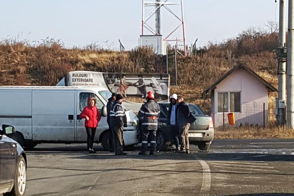 Accident Pe Dn1 La Intersecția Cu Drumul Spre Florești Campina Tv